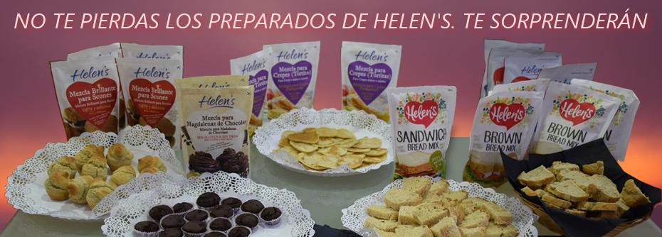 Degustación productos Helens