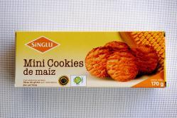 Imágenes de Mini cookies maíz-Singlu