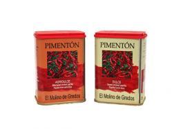 Imágenes de Pimentón dulce 70g